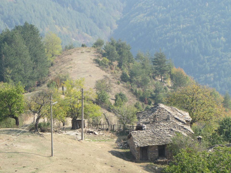 rhodope village