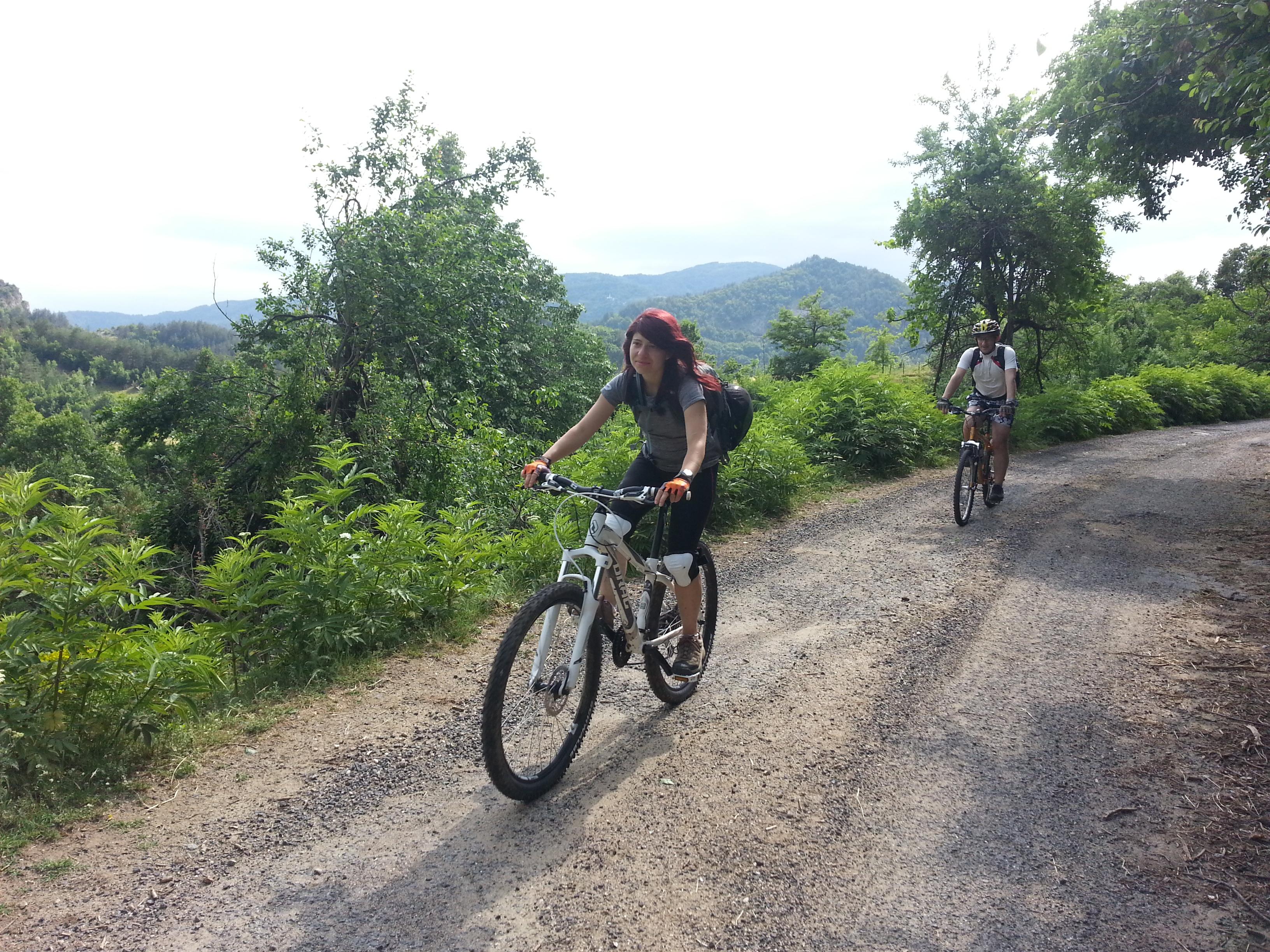 Transrhodopi biking